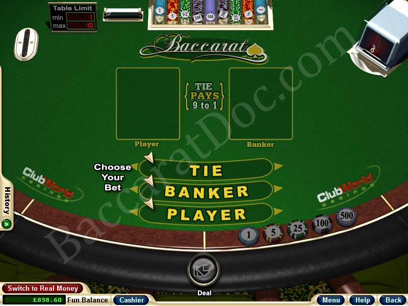 good casino games