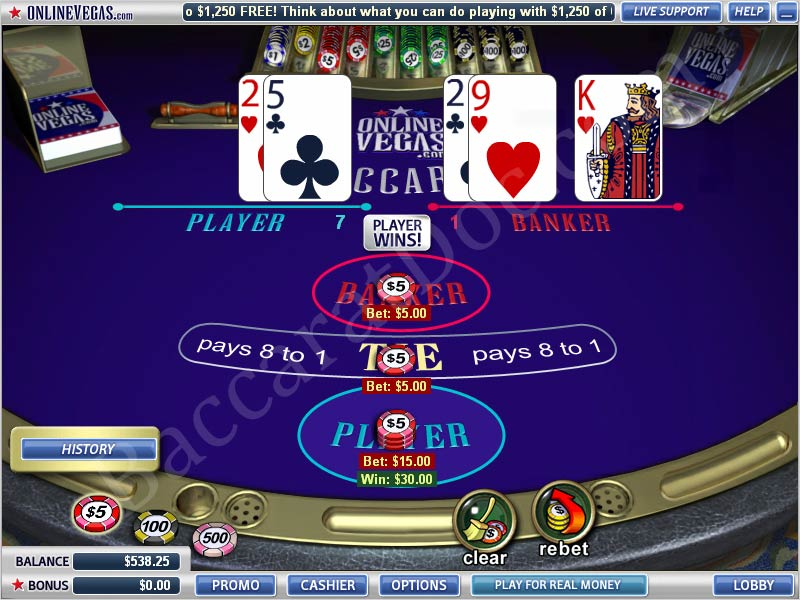 easy casino games online